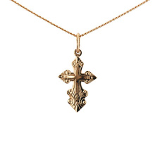 Orthodox Passion Cross