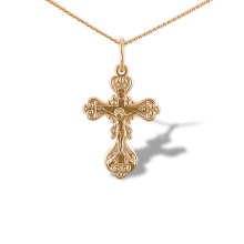 Orthodox Christening Cross