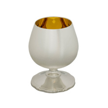 Silver Cognac Snifter: A King Size