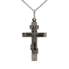 Meaningful Orthodox Body Cross