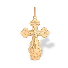 Orthodox Crucifix Cross