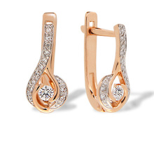 Twinkle Diamond Earrings