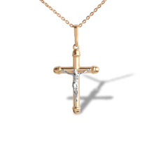 Catholic Crucifix Pendant