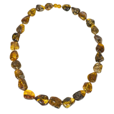 Teething And Healing Amber Beads