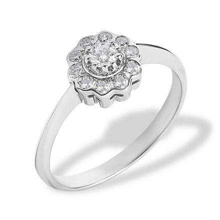 Engagement And Wedding Rings Diamond Ring Malinka