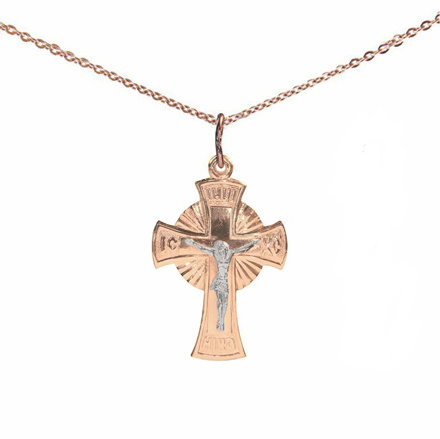 "Orthodox Cross ""Eternal Life"""