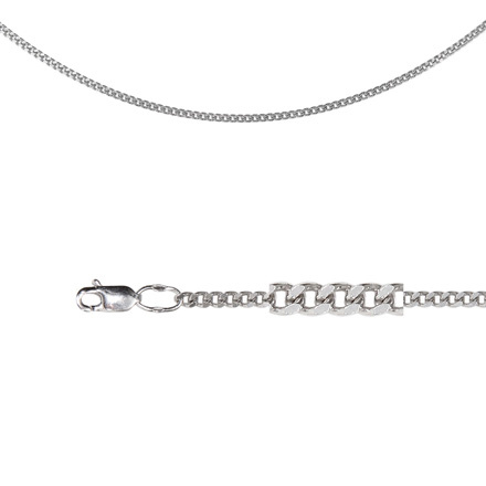 il silver listing sterling chain chains solid