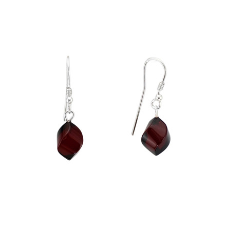 Madeira Amber Earrings