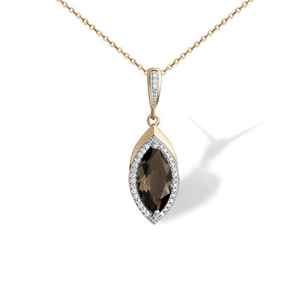 Gemstone rose gold pendants rauh topaz marquise pendant golden marquise shaped rauh topaz pendant mozeypictures Gallery