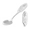 Baby Christening Silver Spoon. Hypoallergenic 925/999 Silver, Hand Engraving