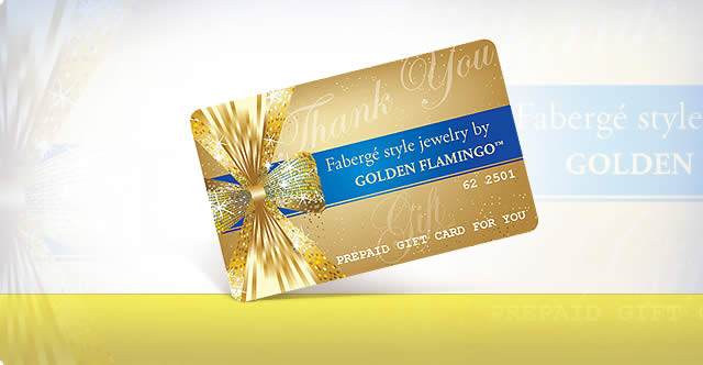 Jewelry gift certificates Perfect solution for any occasion