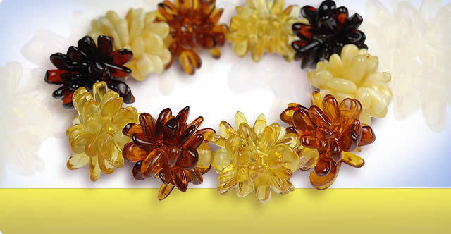 Baltic Amber Necklaces, Bracelets, Earrings Lithuanian Amber Jewelry