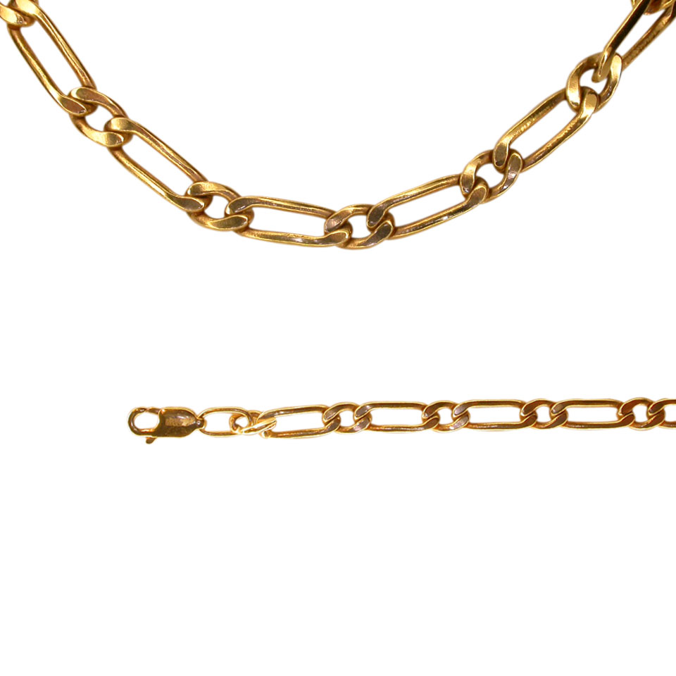 Gold chain for men 1