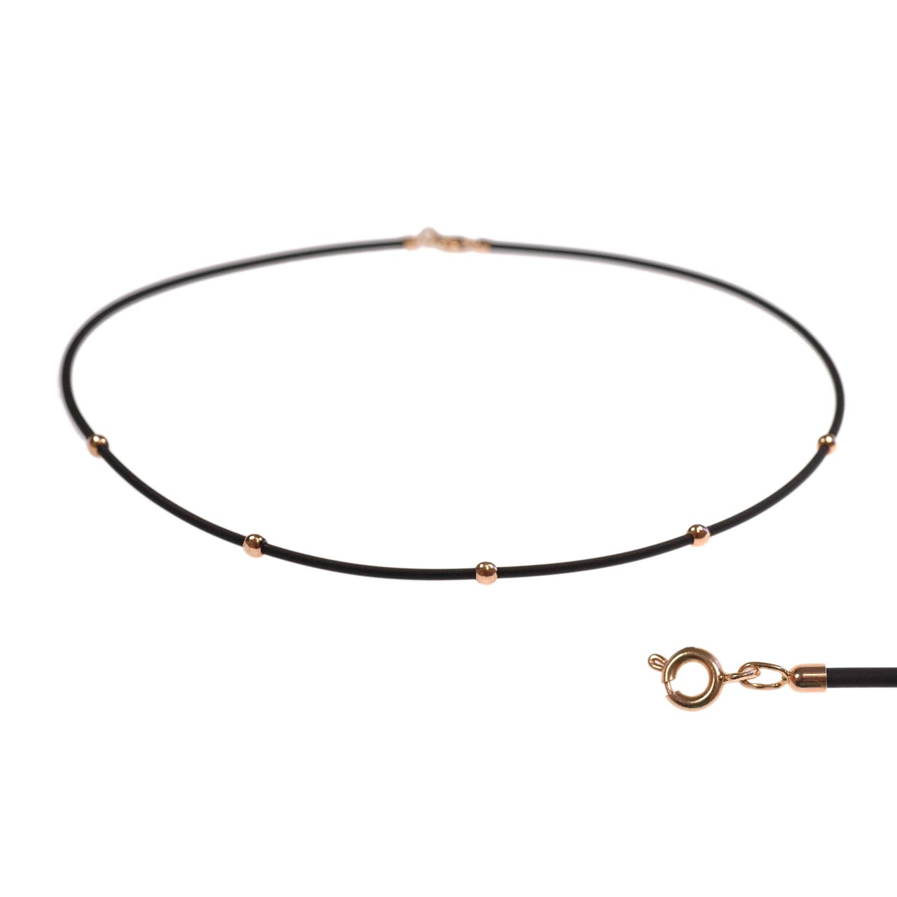 Saturn Choker Necklace
