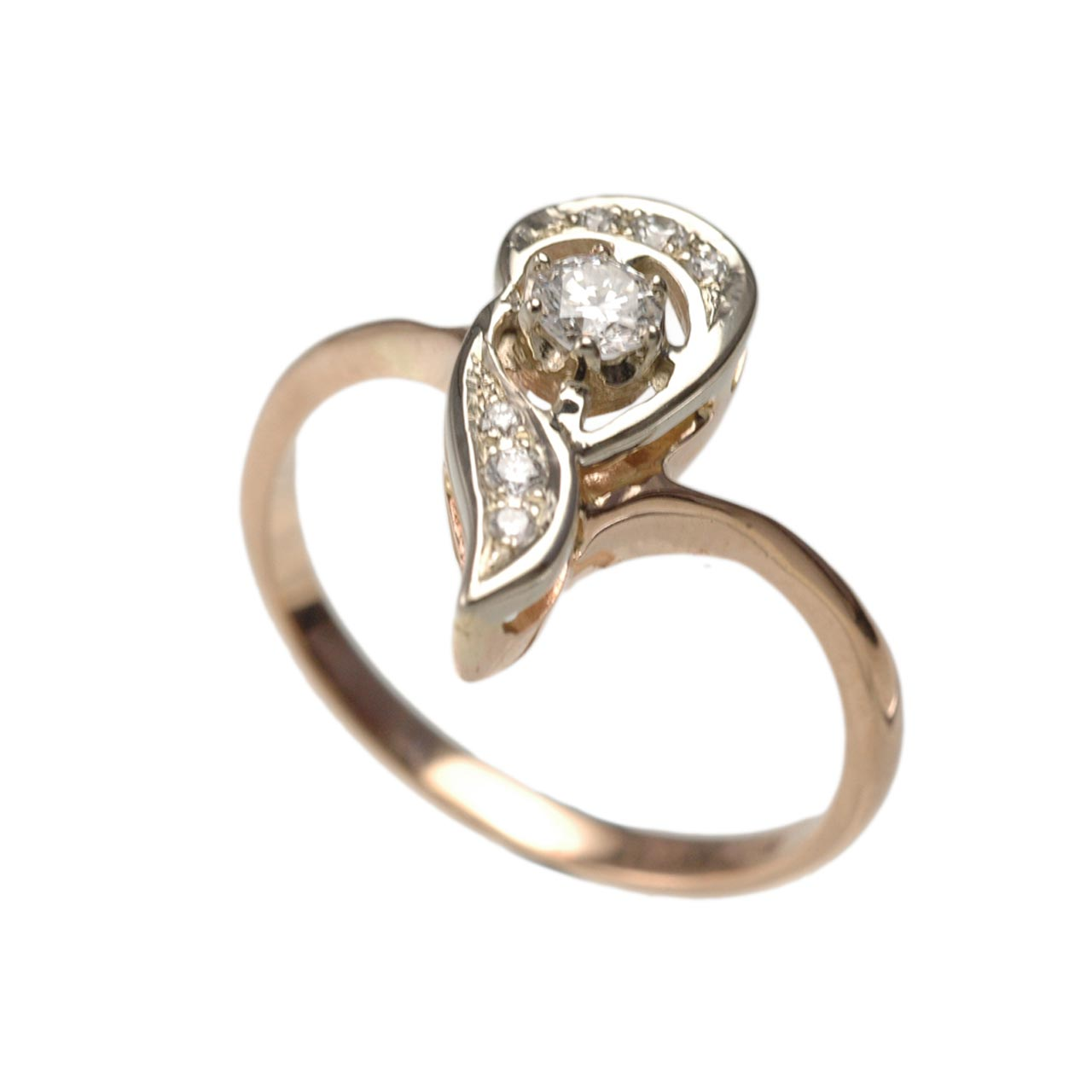 Vintage diamond ring 2