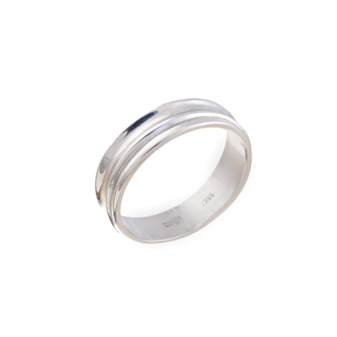 Relief Wedding Band