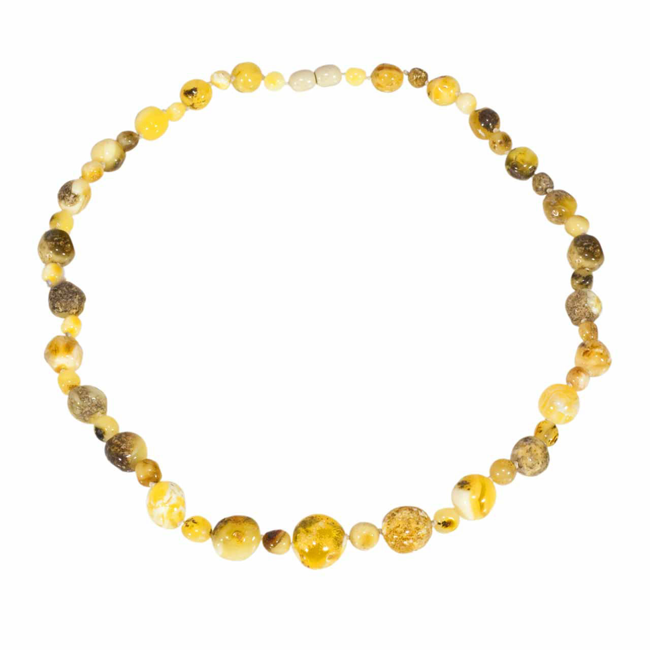 Amber Beads For Teething And Healing