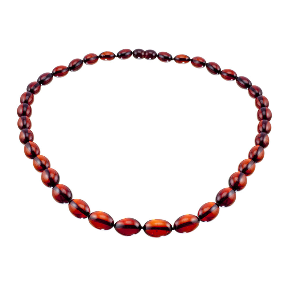 Baltic amber beads 1