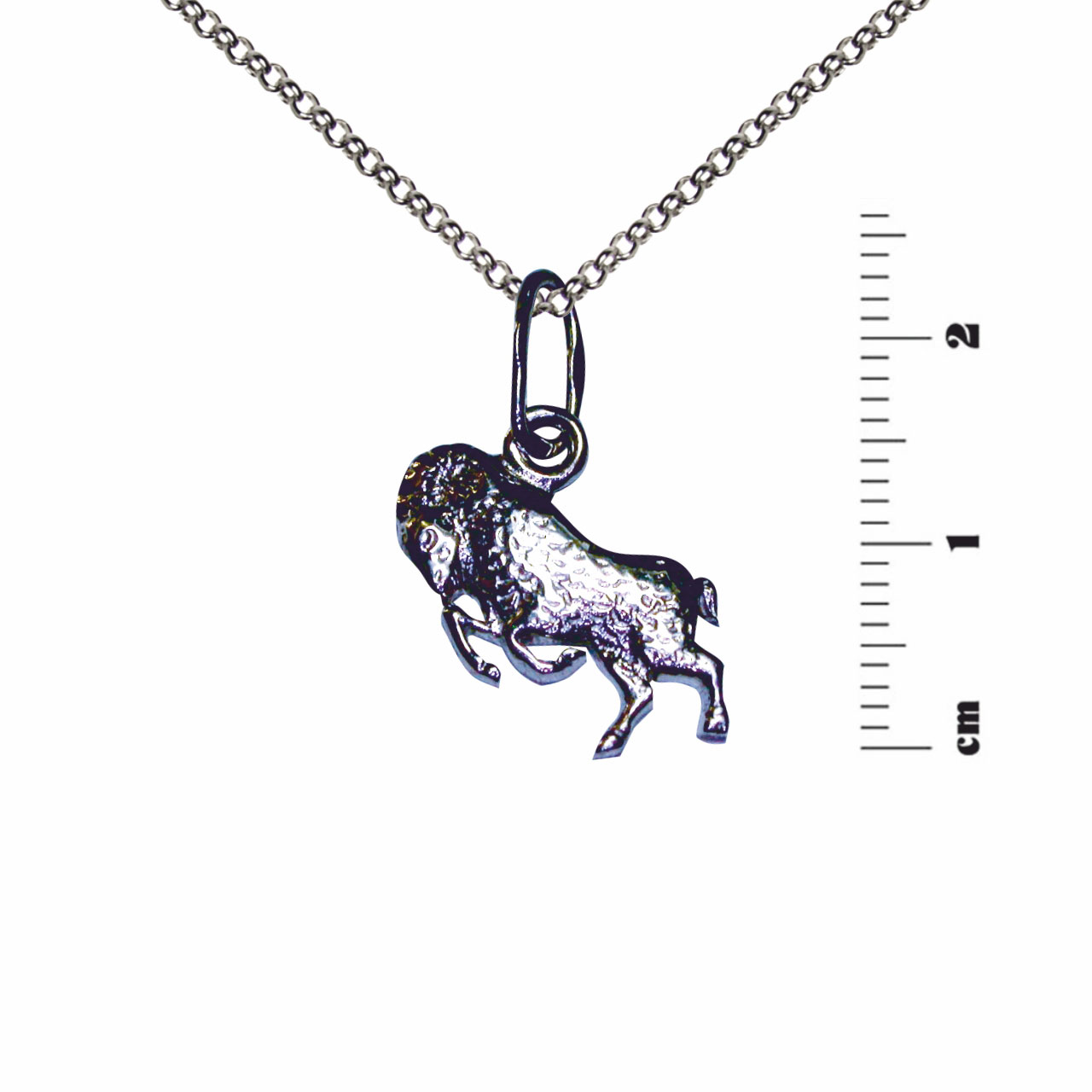 Aries silver pendant 1