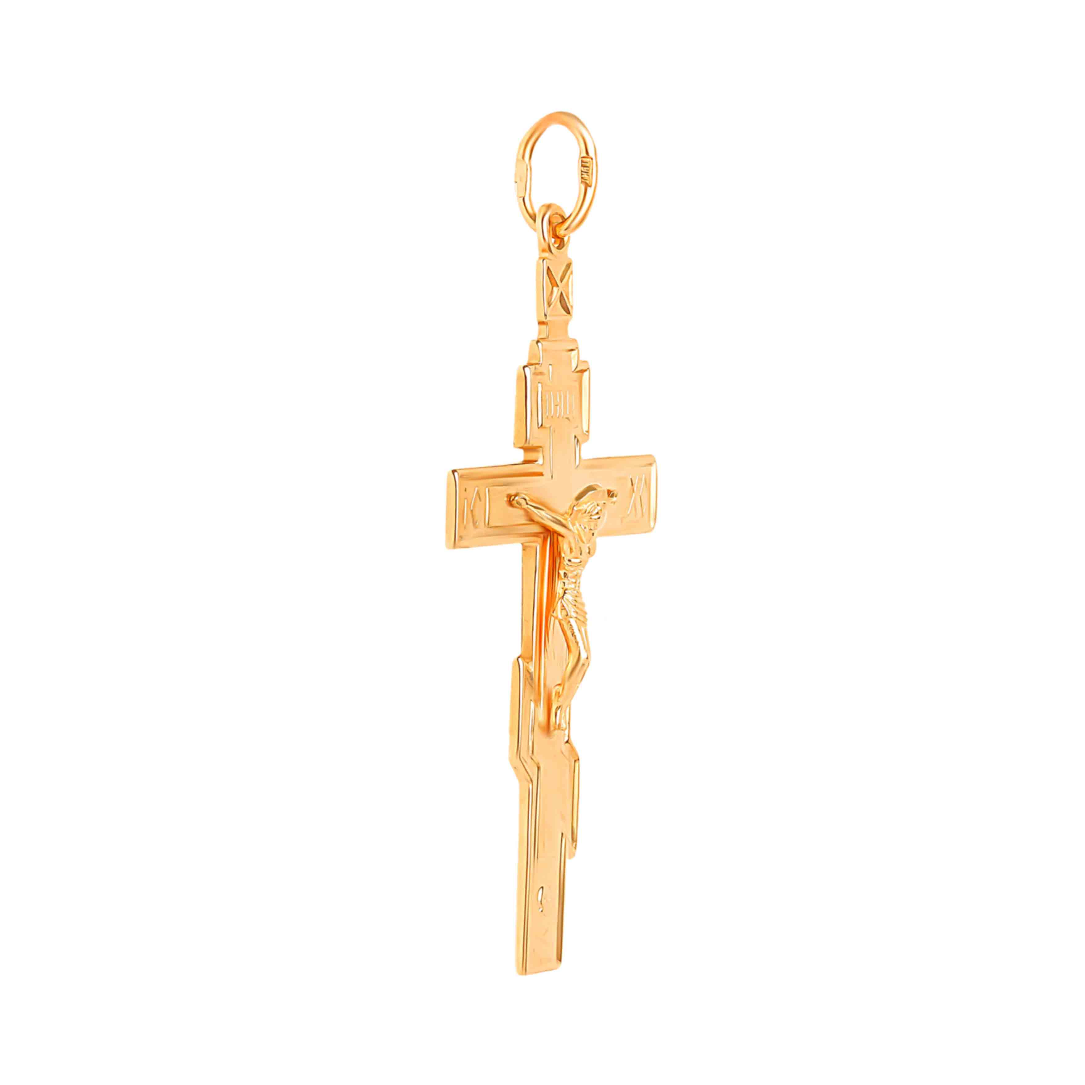 Cross Pendant. View 2