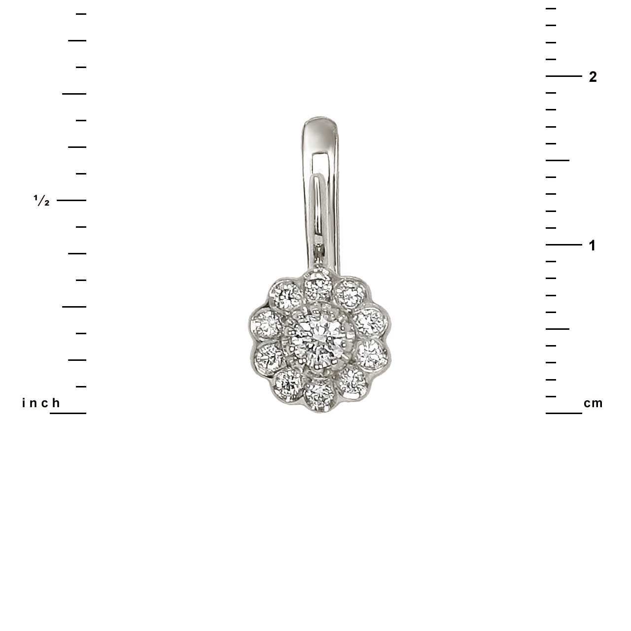 Malinka diamond earrings 2