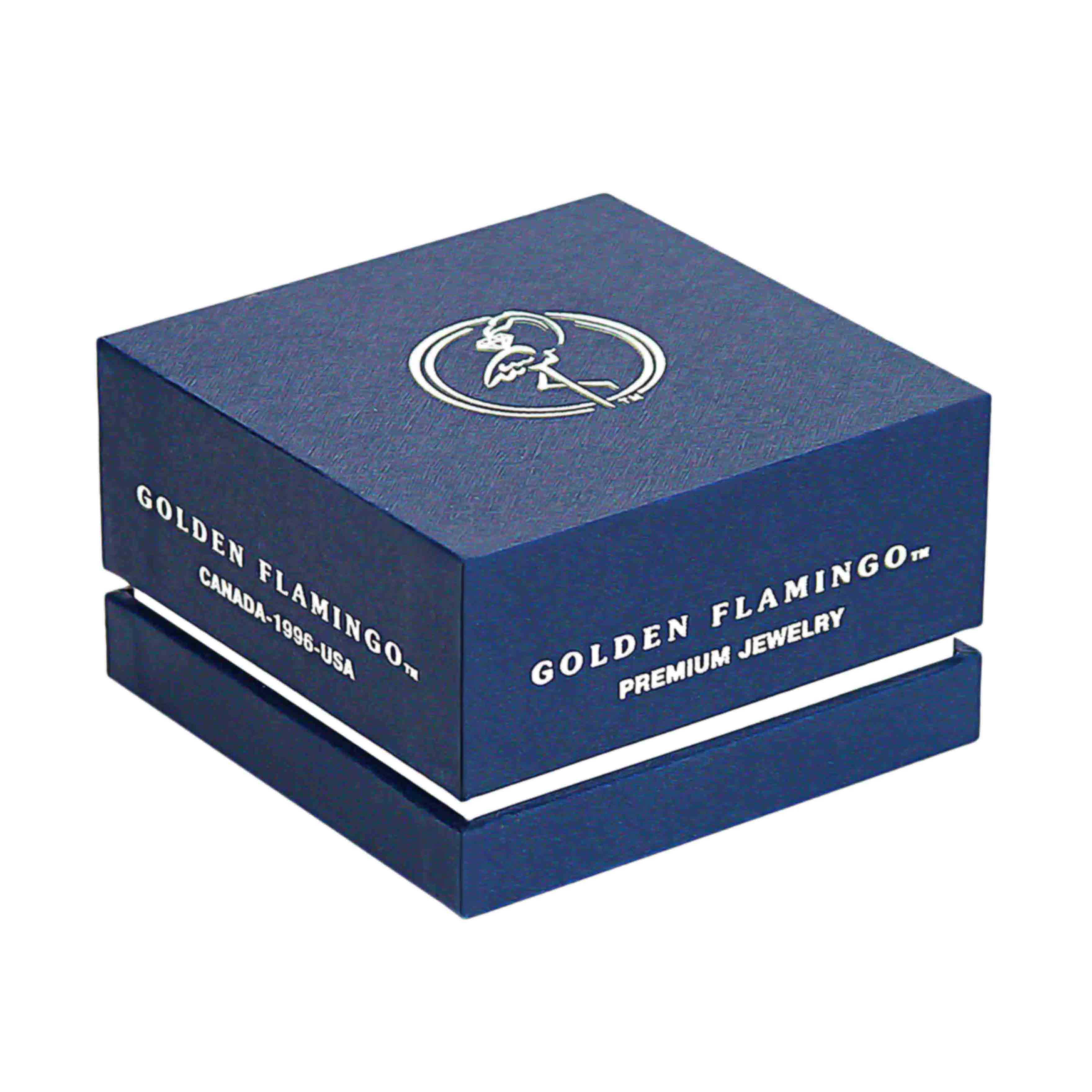 Boutique-quality gift box for water sterilizer by Golden Flamingo