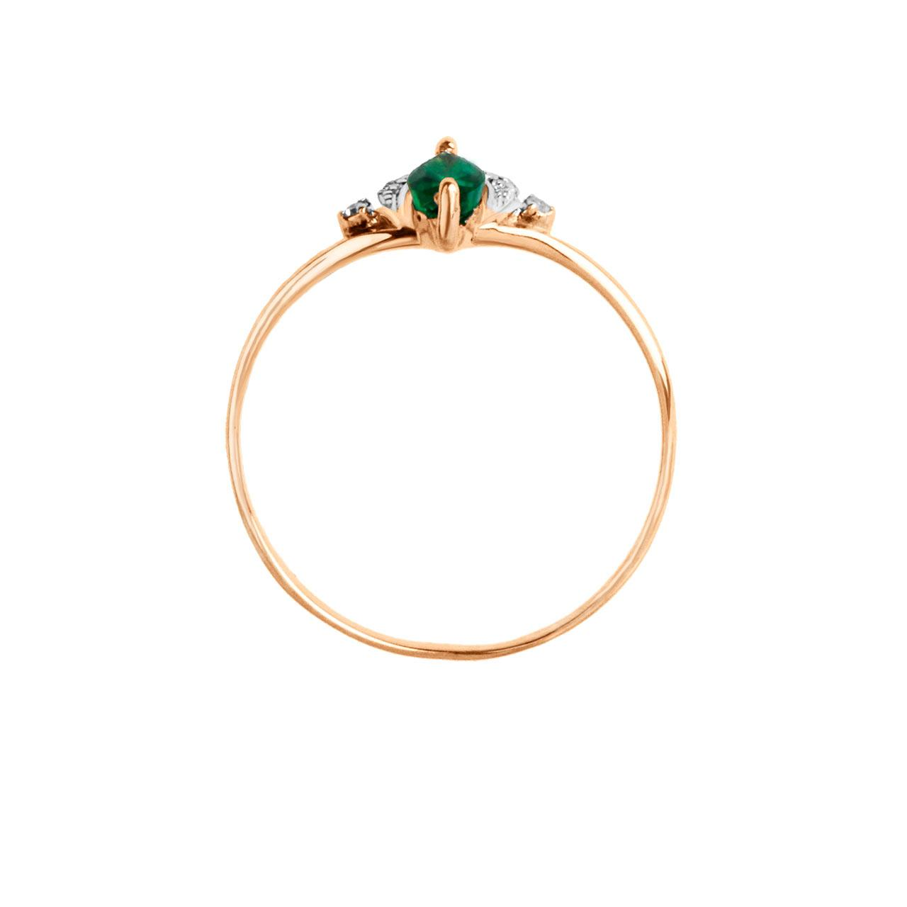 Marquise emerald ring 3