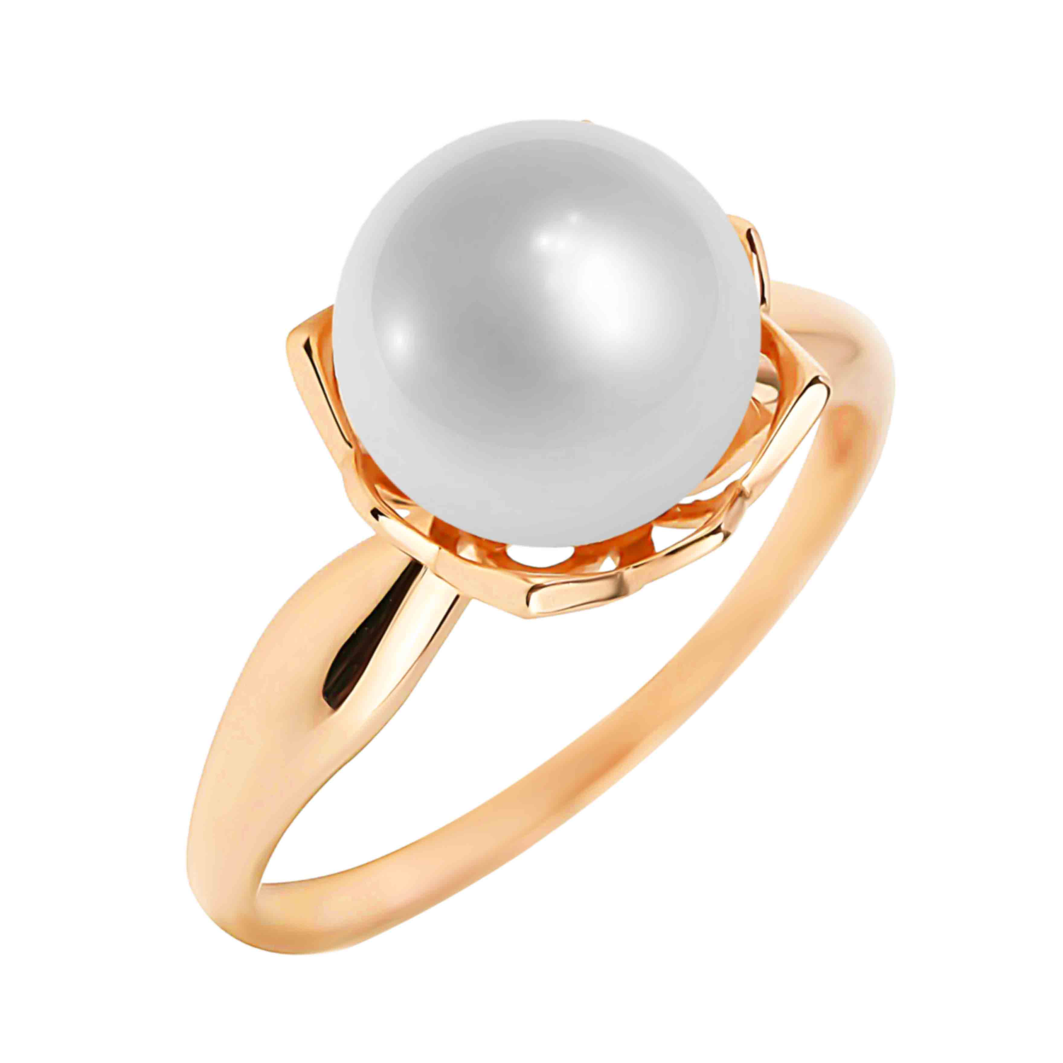 9mm Pearl Ring