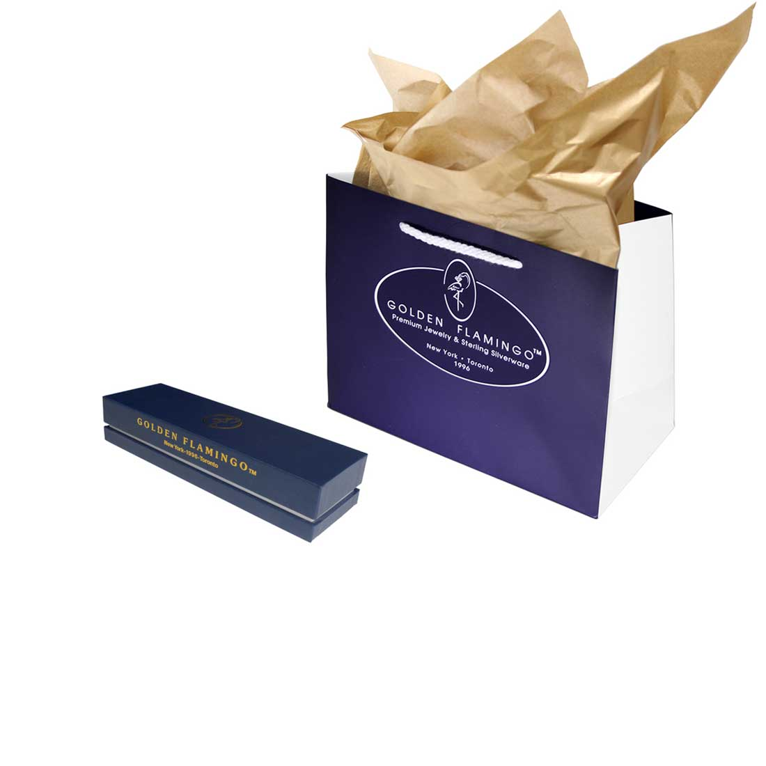 Gift Packaging Idea for Gold Chain