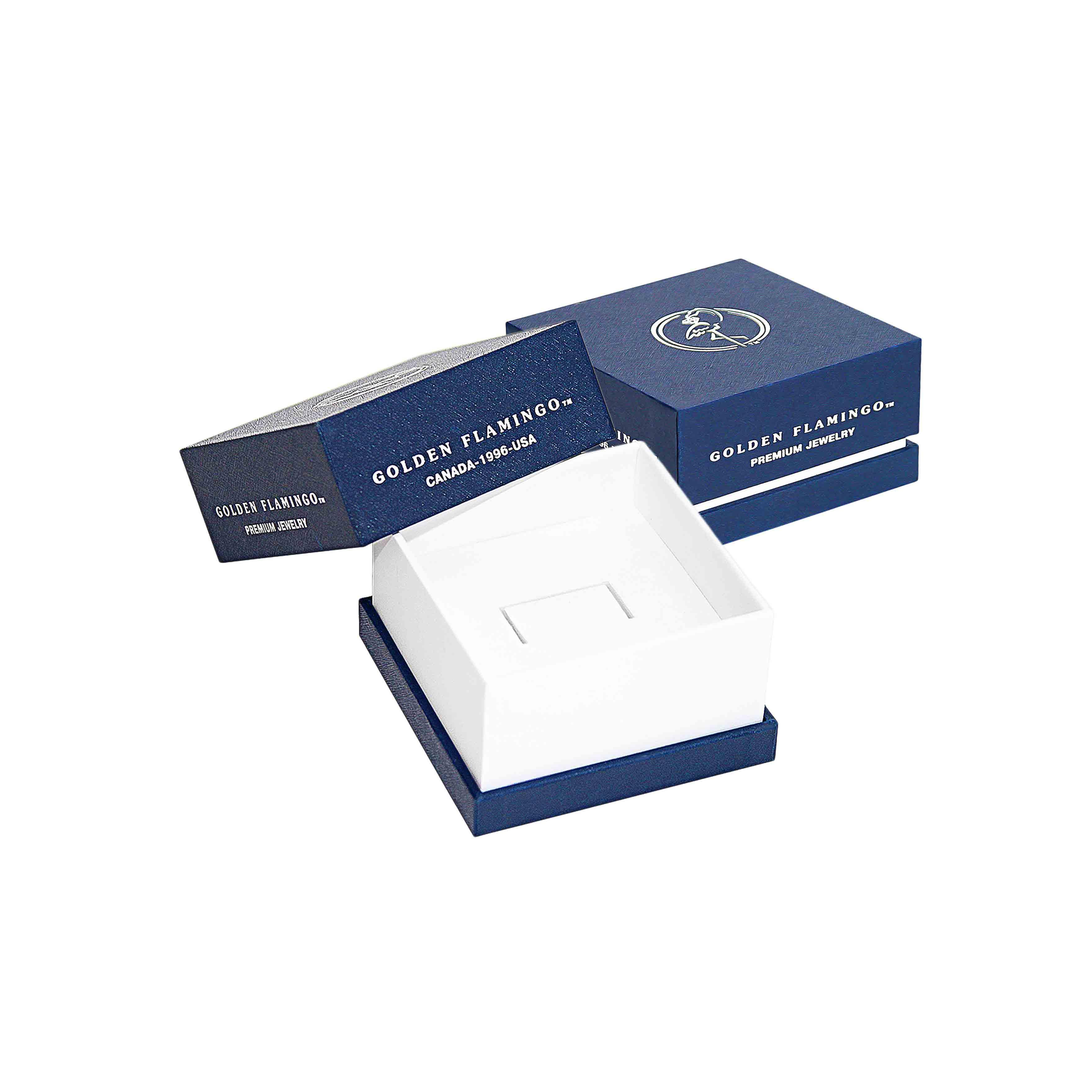 Deluxe gift box for earrings
