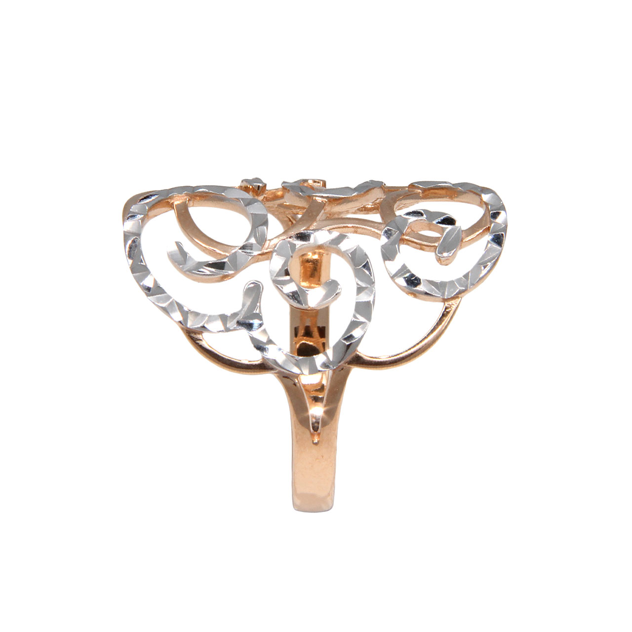 Full-finger gold ring 2