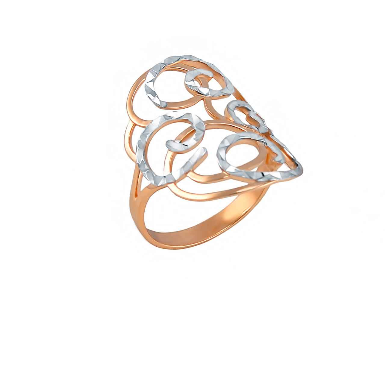 Full-finger gold ring 1