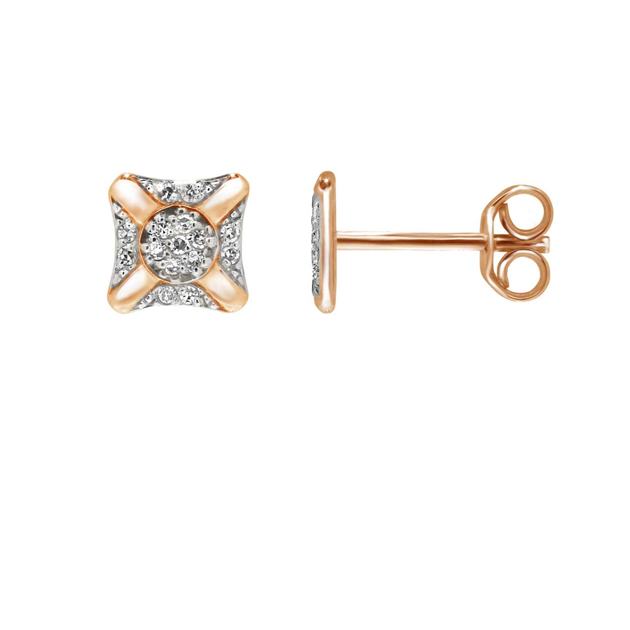 Star Shooting stud earrings 1