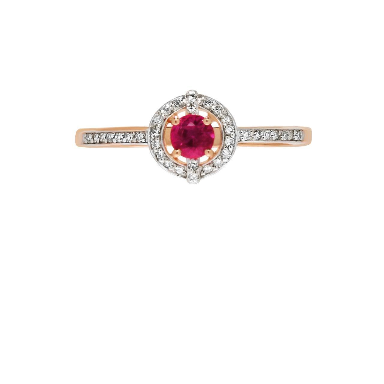 Ruby and Diamond Ring 2
