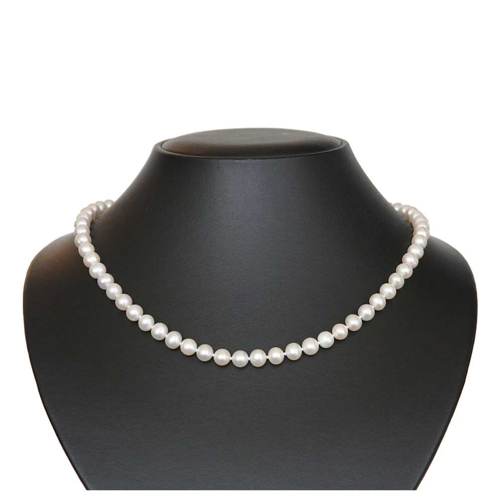 Saltwater pearl necklace 2