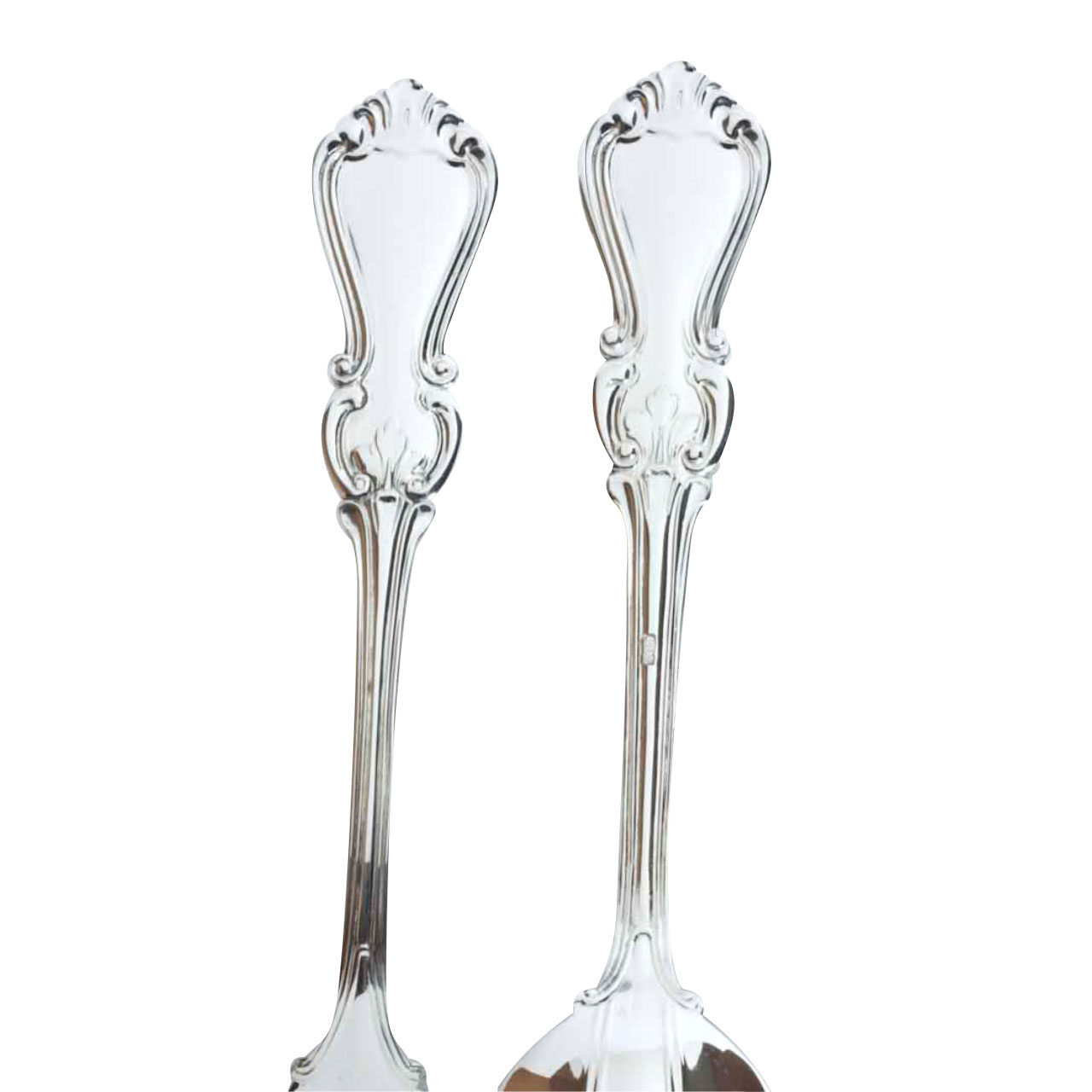 Silver cutlery dinner set 4