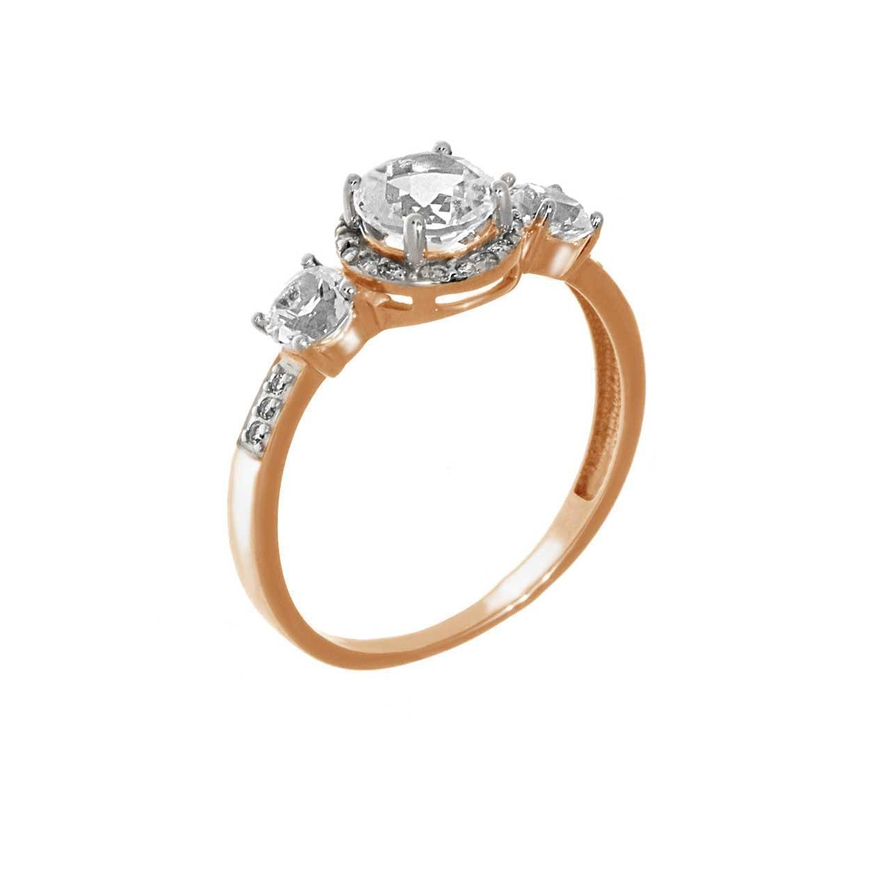 Topaz engagement ring 1