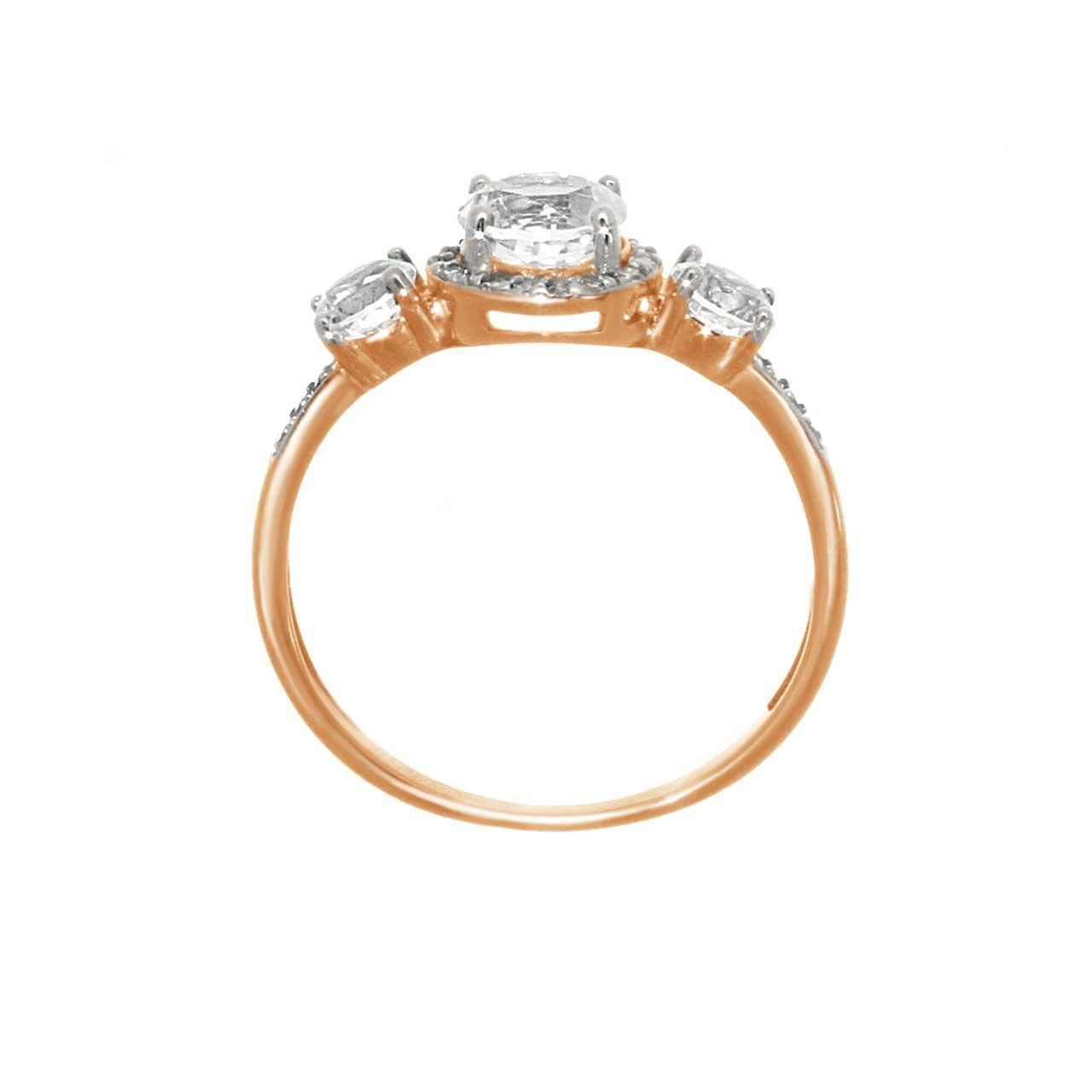 Topaz engagement ring 3